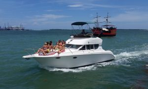 Corporate, Family or Commercial Events Entertainment Planning at Yacht Charters