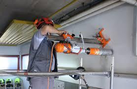 Information about concrete core drilling