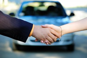 Finding the top rent a car company near you