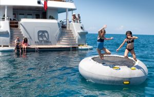 Things to consider when chartering a yacht