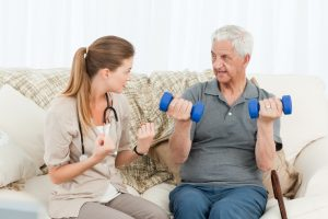 Here the science behind the need for physiotherapy for old people