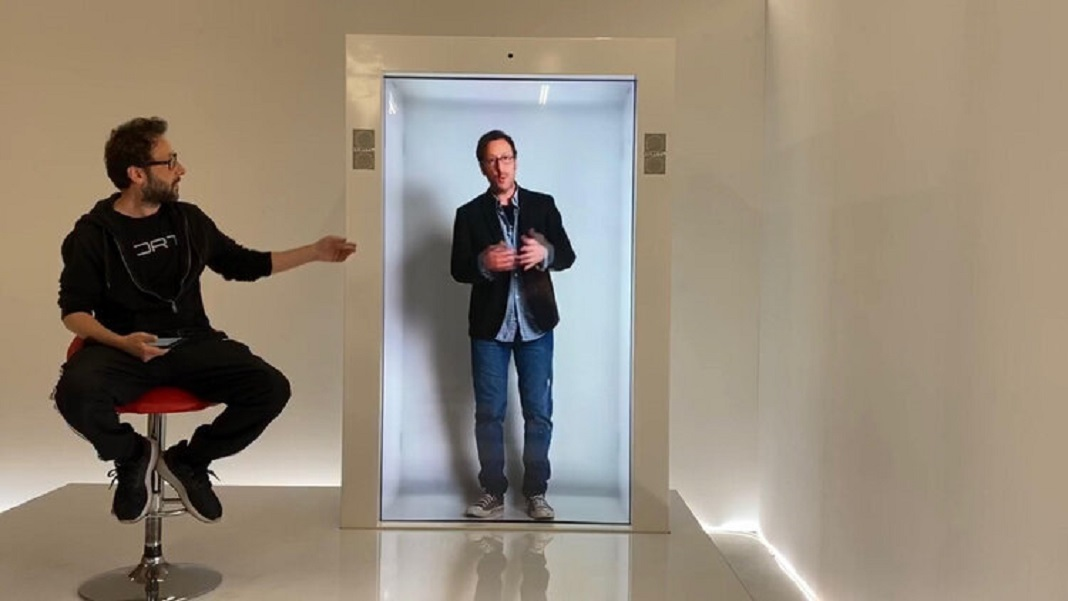 Ways to start a hologram company